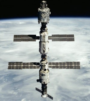 New wind sensor for International Space Station to watch ...
