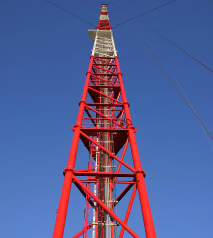 The Zotino Tall Tower Observation Facility is a model for the Amazon tower.
