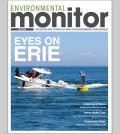 Cover of the Fall 2014 Environmental Monitor quarterly (Credit: Nate Christopher)