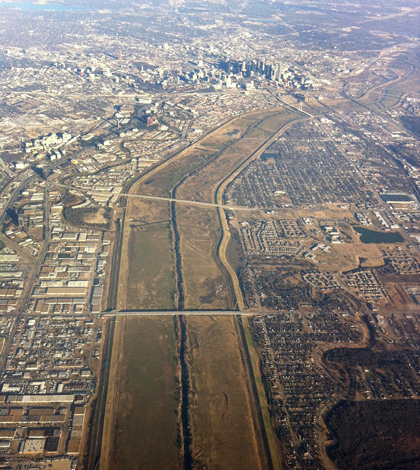 Study Of Texas Trinity River Shows 40 Years Of Improved
