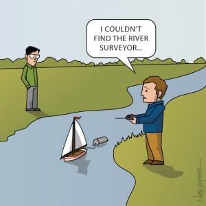 River surveyor?