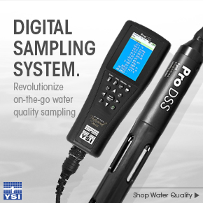 YSI ProDSS Multi-Parameter Water Quality Meter