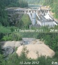 dam removal The decommissioning of Elwha Dam from start to finish. (Credit: Erdman Video Systems and National Park Services)