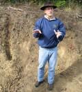 Markus Kleber, soil scientist at Oregon State University. (Credit: Tiffany Woods)
