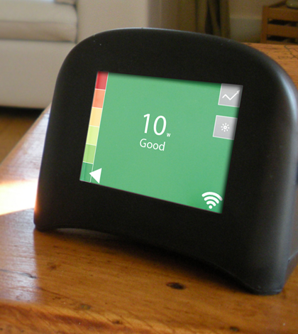 The Speck air quality monitor is available through certain public libraries. (Credit: Carnegie Melon University CREATE Lab)