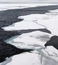 Arctic sea ice. (Credit: NOAA)