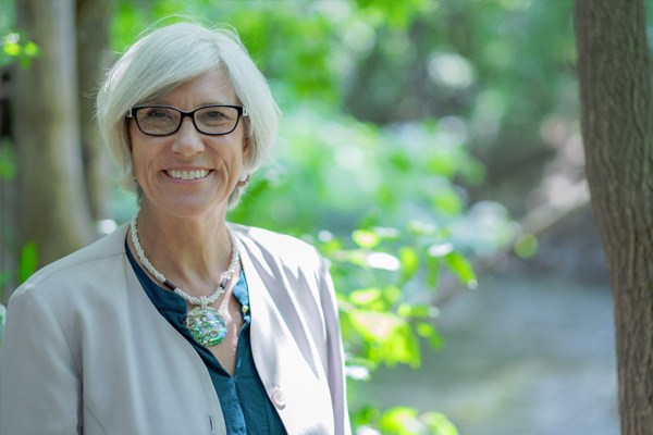Joan Rose is the Homer Nowlin chair for water research at MSU, and is lead author on the study. (Credit: K.A. Stepnitz)