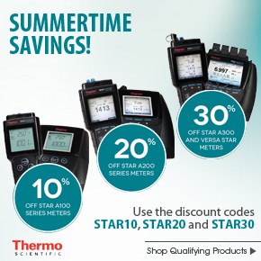 Thermo Orion Summertime Savings