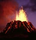 The Pu'u 'O'o volcano on Kilauea, Hawaii. (Credit: USGS)