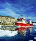 Ilukissat, Greenland. (Credit: Ken Burton / Vancouver Maritime Museum)