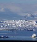 Arctic Peninsula. (Credit: Dr. Paul Dennis)