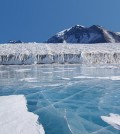 Lake Fryxell, Antarctica. (Credit: Public Domain)