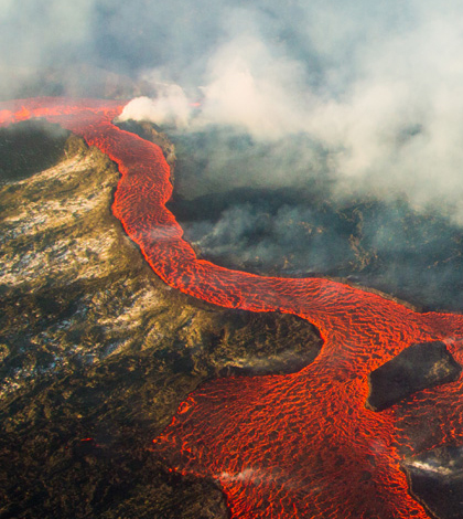 how to stop lava flow