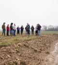 Survey Paddy Levee System. (Credit: Southeast Missouri State University)