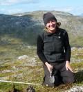 Marina Becher, doctoral student at Umeå University. (Credit: Gustaf Peterson)