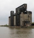 Remains of Cargill plant on Buffalo River. (Credit: Dave Pape via Creative Commons 2.0)