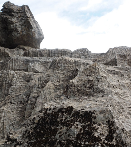 Limestone. (Credit: Public Domain)
