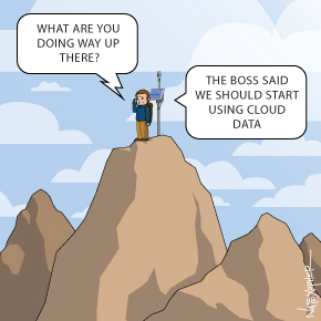 Using Cloud Data