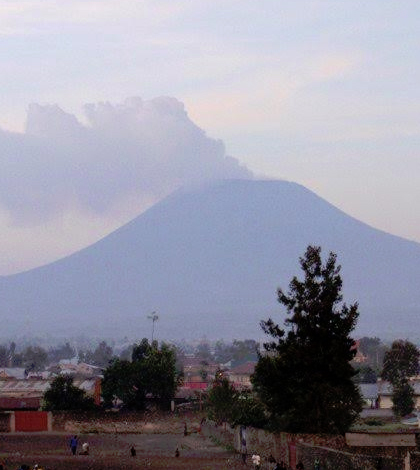 Researchers are investigating ties between two natural disasters occurring eight months apart in the Democratic Republic of Congo. (Credit: Christelle Wauthier / Penn State)