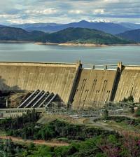 Shasta Dam, California. (Credit: Apaliwal via Creative Commons 3.0)