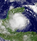 Hurricane Karl. (Credit: National Oceanic and Atmospheric Administration)