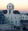 The Biosphere 2. (Credit: University of Arizona)