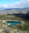 Castor Lake, Washington state. (Credit: University of Pittsburgh)