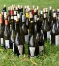 Wine bottles. (Credit: Public Domain)