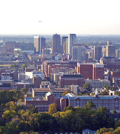 Birmingham, Alabama. (Credit: Andre Natta via Creative Commons 2.0)