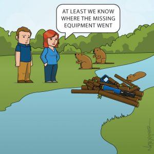 Missing Equipment
