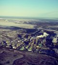 The Athabasca oilsands. (Credit: Queen's University)