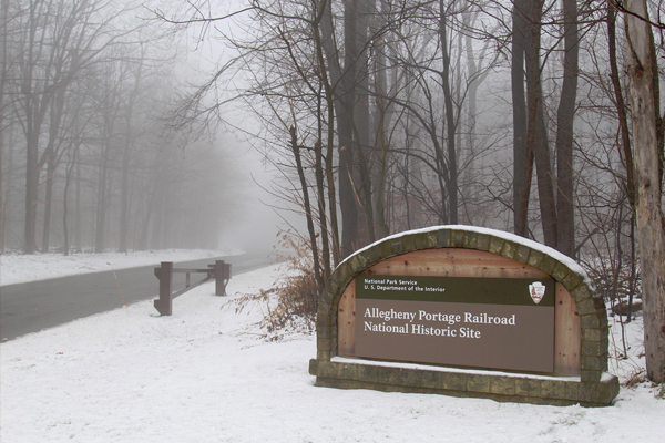 Allegheny Portage Railroad National Historic Site. (Credit: Flickr User daveynin via Creative Commons 2.0)