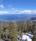 View from one of the Lake Tahoe Fire Cameras. (Credit: Nevada Seismological Laboratory)
