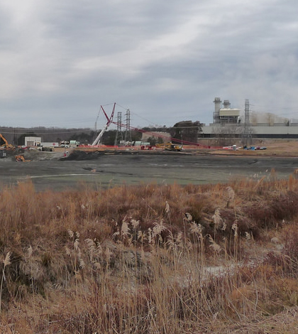coal ash ponds unlined leaking