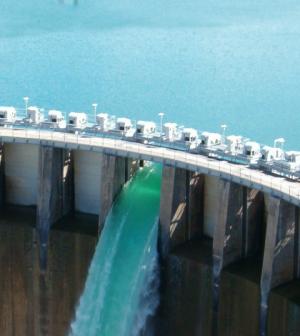 new england dam