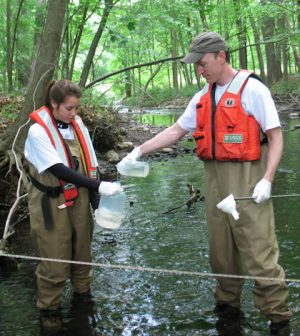 Northeast Stream Quality Assessment