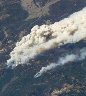 hot pot wildland fire