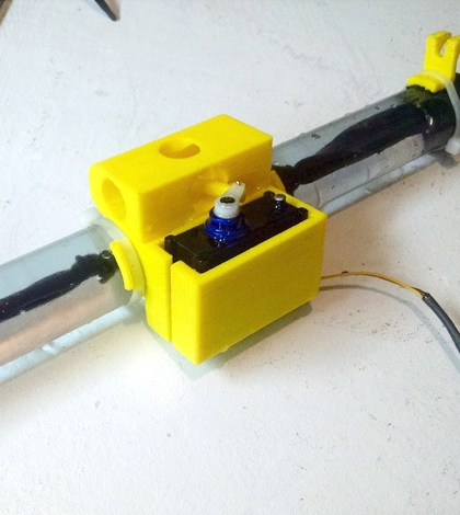 Niskin 3D Water Sampler