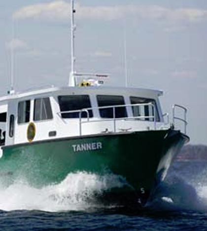 R/V Tanner