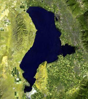 utah lake algae