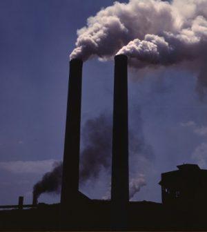 lung cancer air pollution