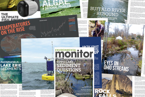 summer 2016 environmental monitor