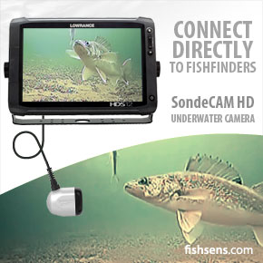 FishSens SondeCAM HD Connectivity