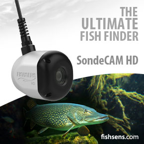 FishSens SondeCAM HD Ultimate Fish Finder