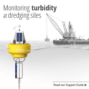System - Turbidity at Dredging Sites