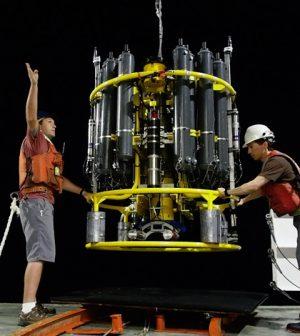 carbon pathways oceans underwater cameras