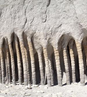 crowley lake columns