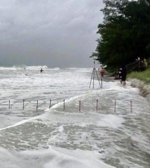 hurricane hermine usgs response