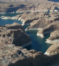 lake powell drought water levels