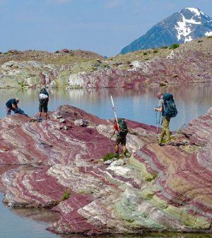sperry basin glacier national park
